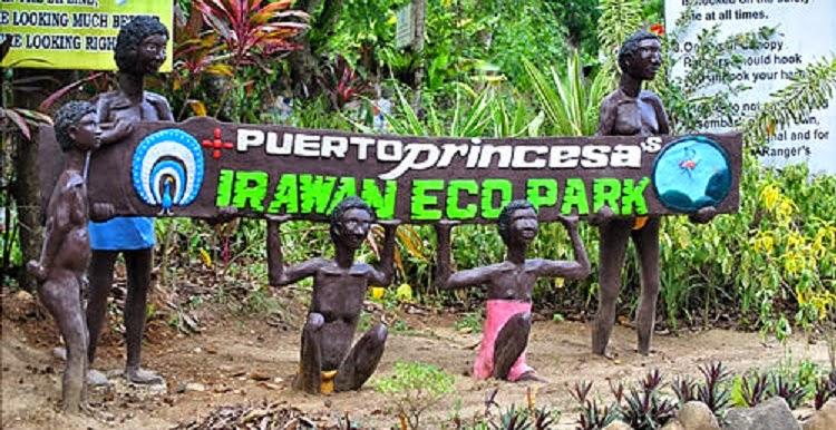 Irawan Eco-Park Tour Puerto Princesa Palawan