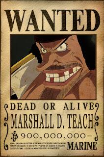 Yonkou Marshall D. Teach (Kurohige)