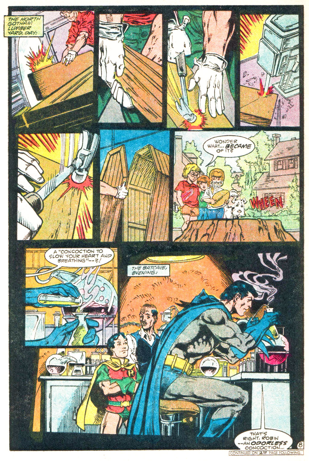 Detective Comics (1937) Issue #552 Page 10