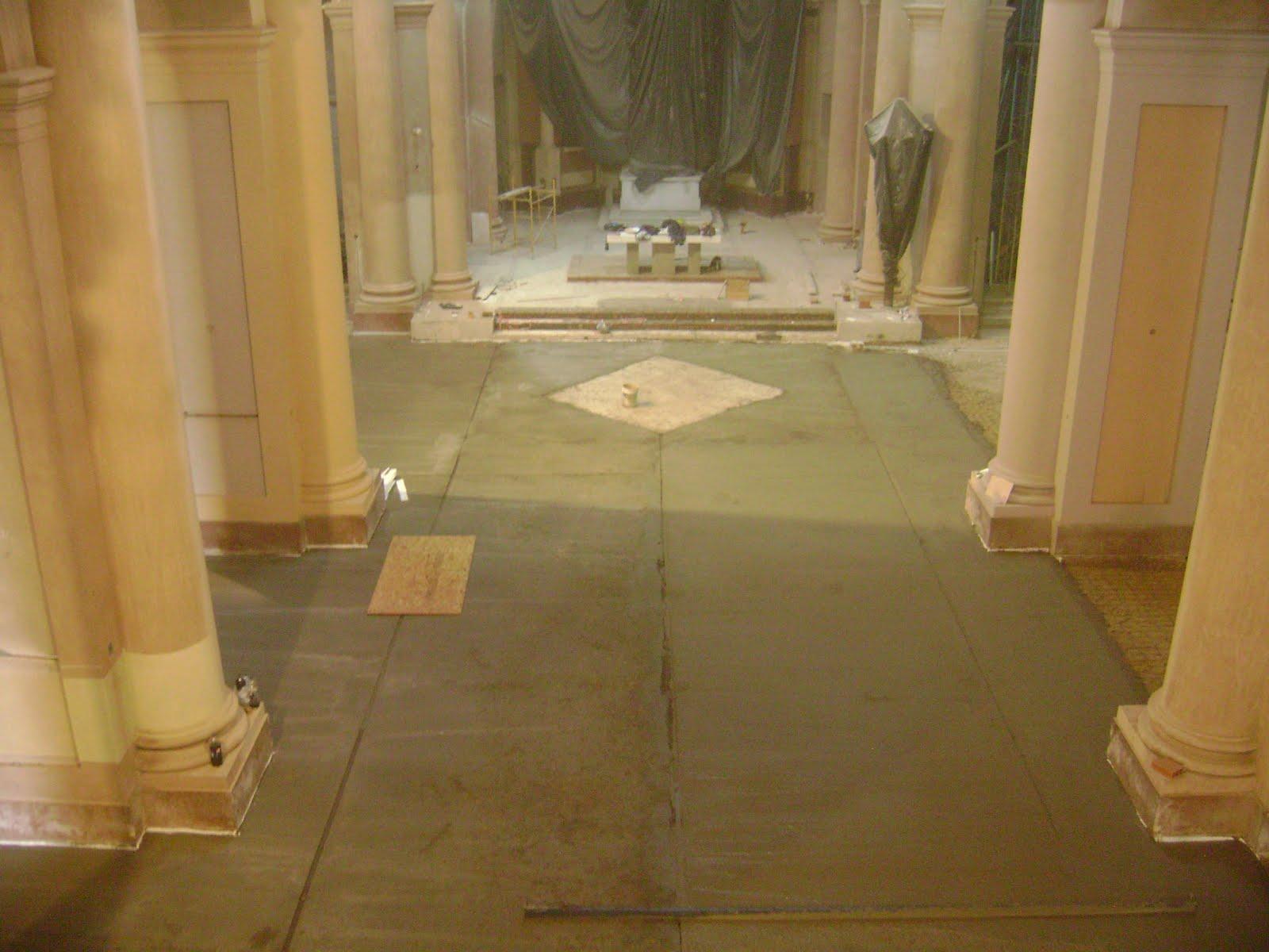 Parroquia bas lica de la inmaculada concepci n estado de - El piso de lola ...