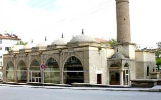 Yunus Emre Camii Karaman