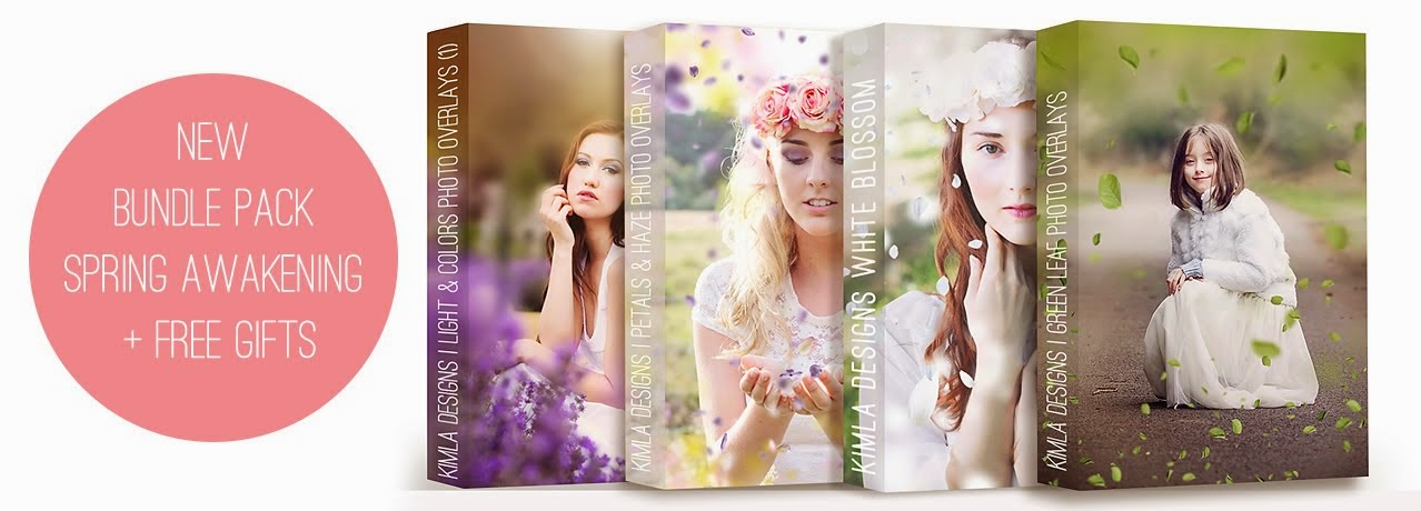 New Bundle Pack now on Sale  I Spring Awakening Collection