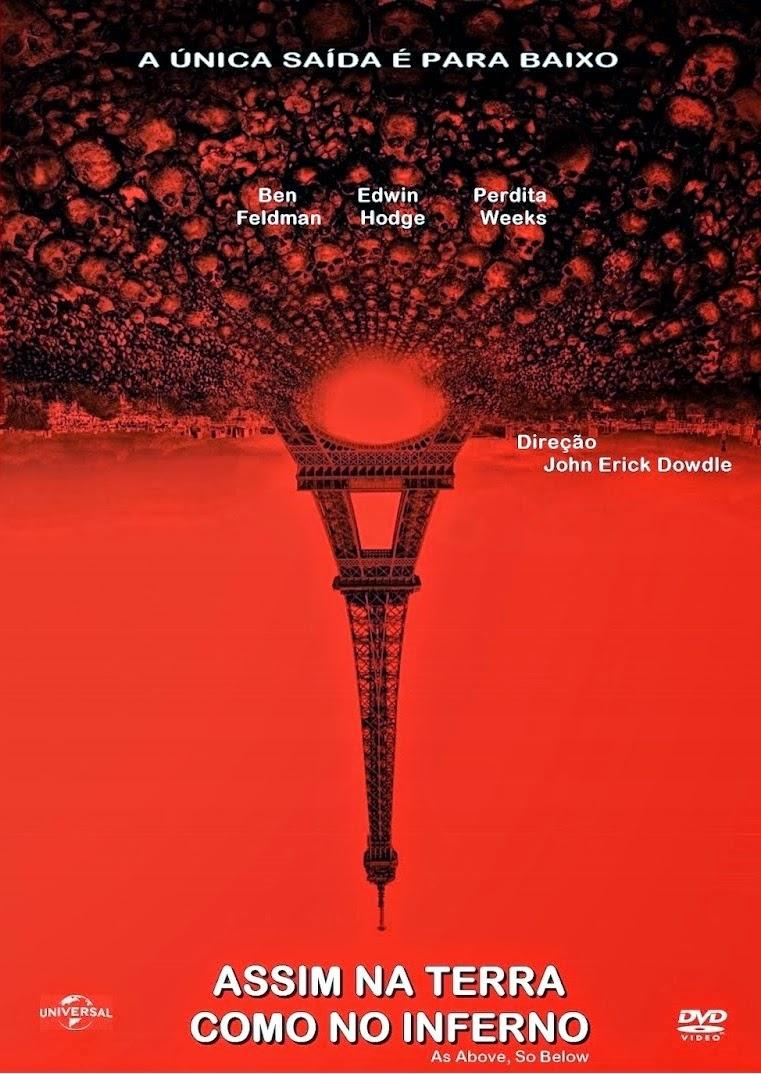 Assim na Terra Como no Inferno – Dublado (2014)