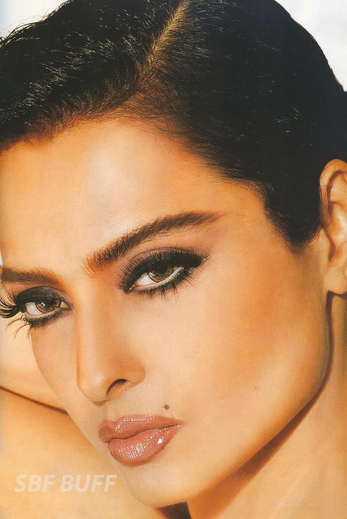 Rani Mukherjee: Rekha » Sizzling Indian Films Actress