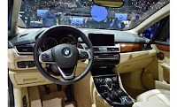 New Revolution in 2015 BMW 2 Series Active Tourer
