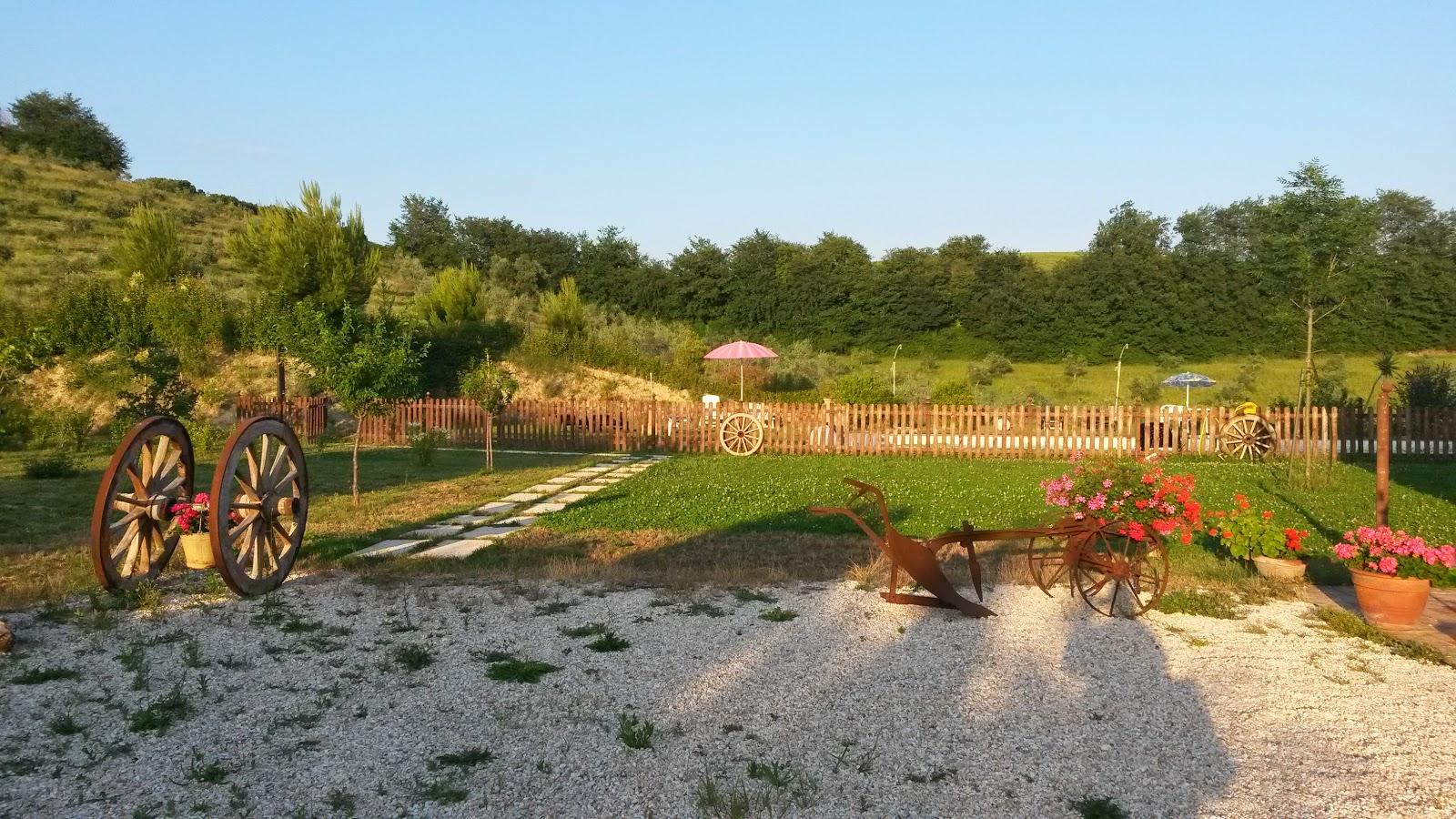 Villa Scuderi - Marche