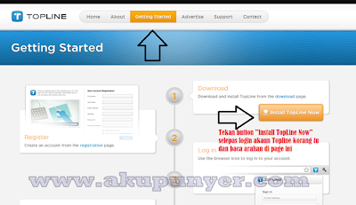 cara daftar TopLine,TopLine tidak scam,cara jana wang dengan mudah,cara jana wang sambil online