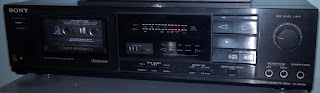sony tc-rx400 cassette tape player