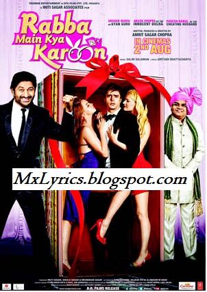 Khulla Sand Song lyrics from Movie::Rabba Main Kya Karoon