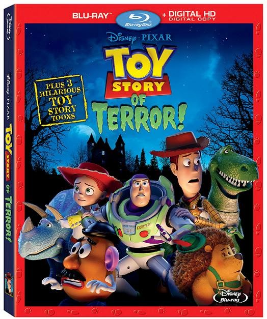 Toy Story Of Terror (2013) m1080p BDRip 1.5GB mkv Dual Audio DTS 5.1 ch