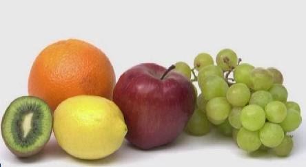azucares en las frutas