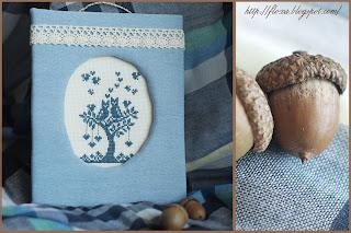 вышивка ренато паролин, вышивка совы, вышивка совы на дереве, самодельная рамочка, текстильная рамочка, рамка из джинса, Ama la Natura от Renato Parolin, вышивка совиная любовь