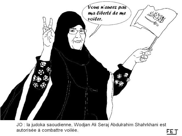 Islam voilé aux JO