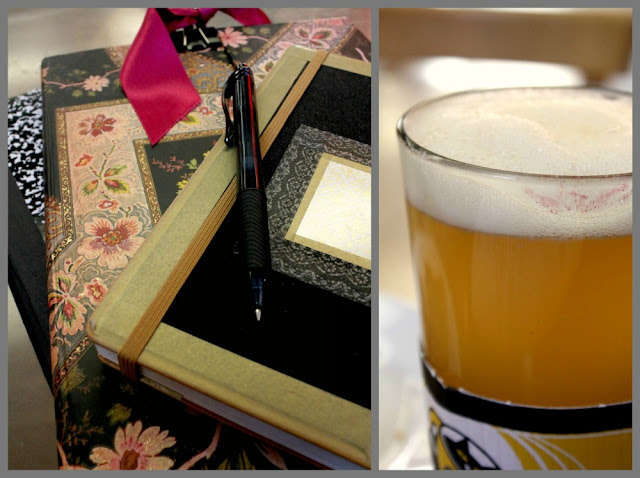 creative meeting and journals