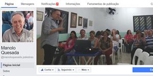 curta a fan page do Manolo Quesada