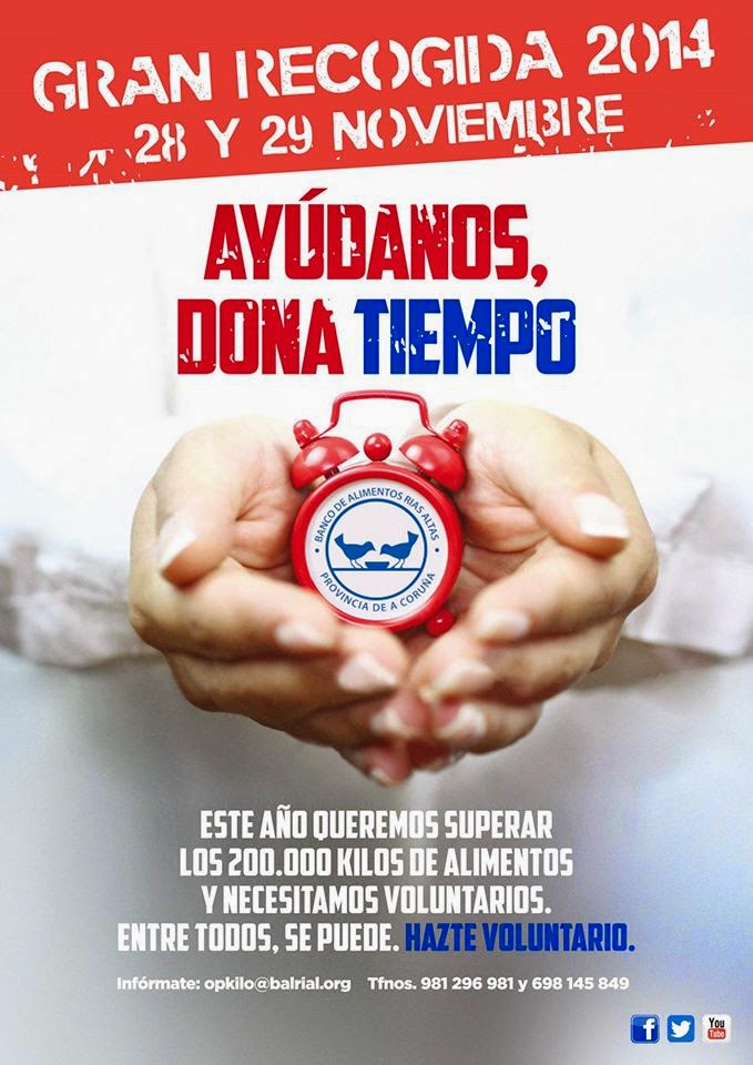 II Gran Recogida de Alimentos (Balrial) A Coruña