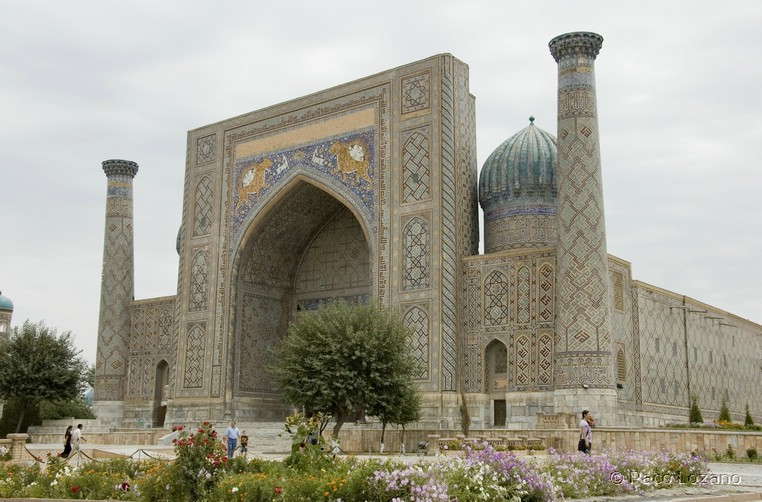 Travel photos of Uzbekistan
