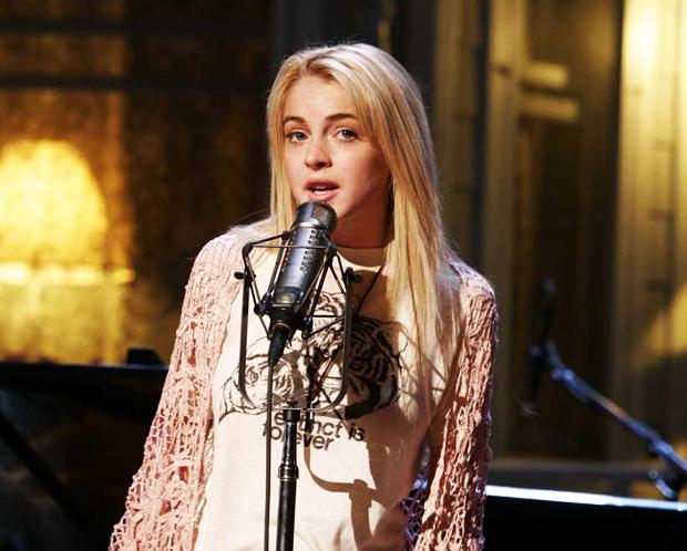 Lindsay Lohan singer | Ximinia