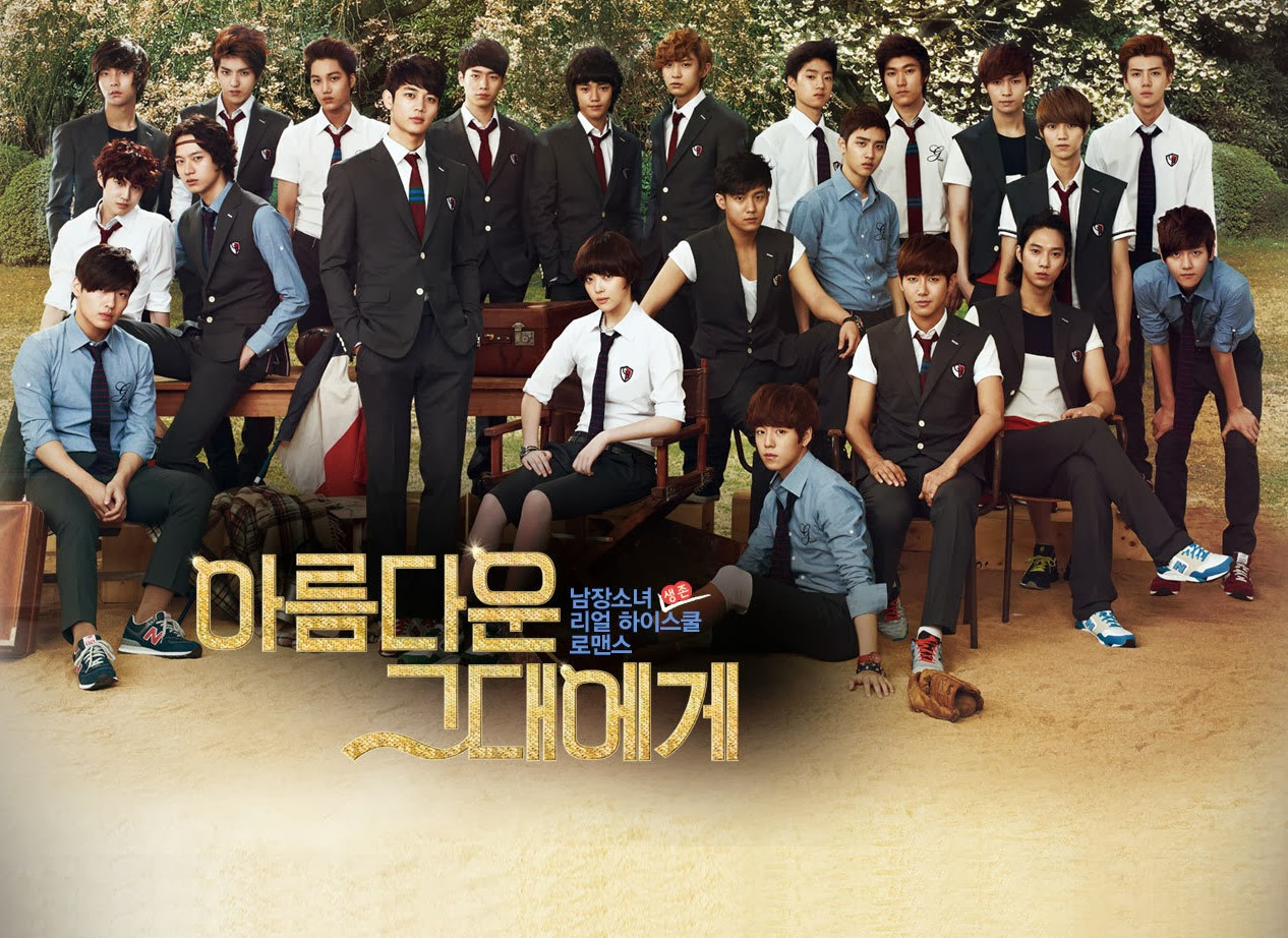To The Beautiful You / Hana Kimi / 2012 / G�ney Kore  / Online Dizi �zle
