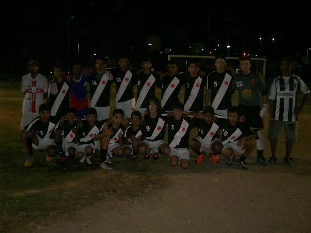 VASCO - CAMPEÃO SOBRALENSE SUB14  2011