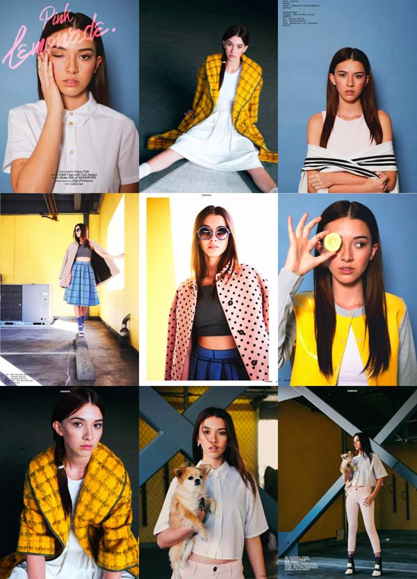 Faith Vega - Cast Images - Fashion Issue #6