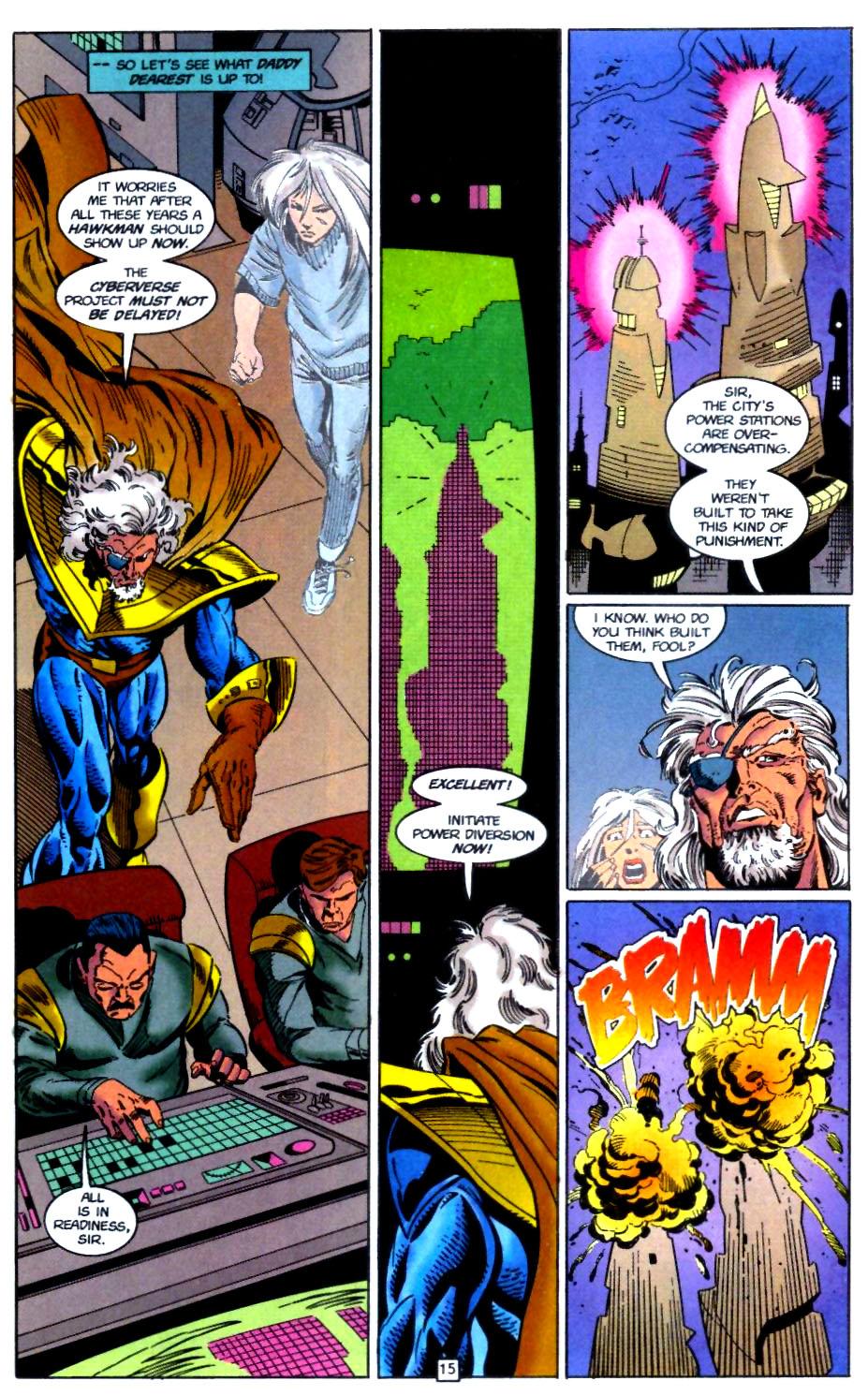Deathstroke (1991) Issue #51 #56 - English 16