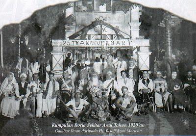 Boria 1920an
