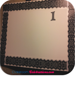 Classroom Celebrations: DIY Success Frame