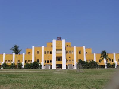 Santiago de Cuba Caserma Moncada