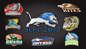 SLPL T20 2012 Live & highlights, Live Scorecard Sri Lankan premier League 2012