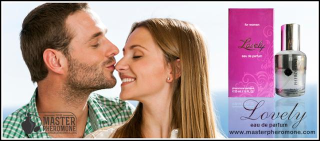 Parfum Pheromone LOVELY - Parfum Pemikat Untuk Wanita