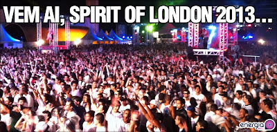 SPIRIT OF LONDON 2013- INGRESSOS | DATA