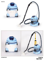 Catalogo de producto IP Cleaning - Planetaria