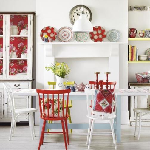 5 kreasi ruang makan dan dapur cantik interior home design