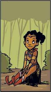 Image from Princeless #3