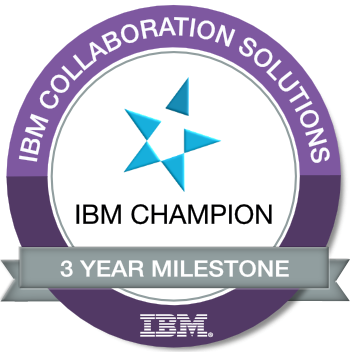 IBM Champion Badge
