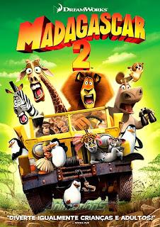 Assistir Madagascar 2 Dublado Online HD