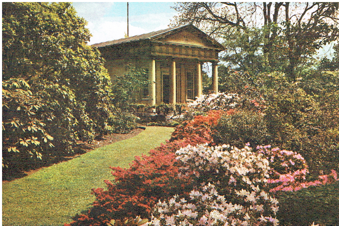 Postcard Diary: Royal Botanic Gardens, Kew | England