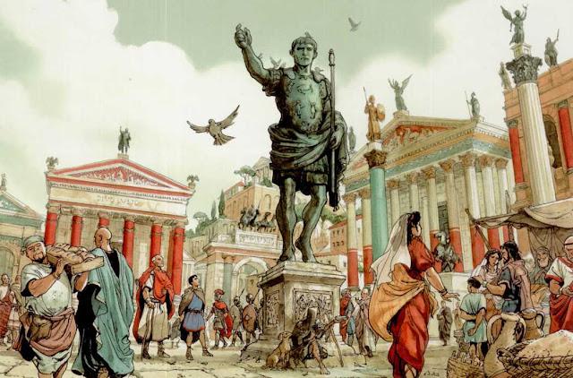 Derecho romano y costumbre