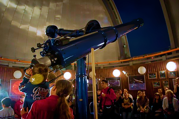 100 Часов Астрономии 2013 | Бесплатные астрономические наблюдения в телескопы Государственного астрономического Института им. Штернберга и Московского Планетария для всех желающих весь сентябрь месяц 2013 года