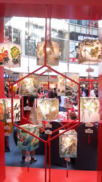 Lanterns are known as traditional decoration for the Chinese Culture and are widely used in grand celebrations.