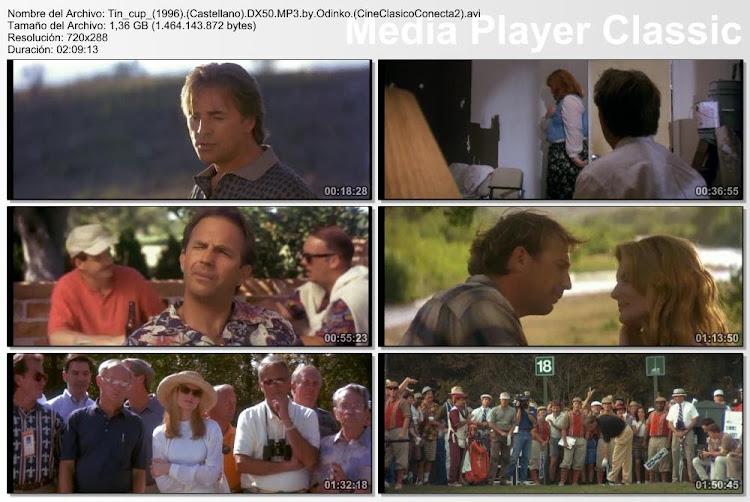 Tin Cup | 1996 | Secuencias de la película.