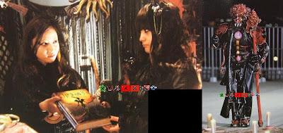 Kamen Rider Fourze: Yuki Got a Stalker