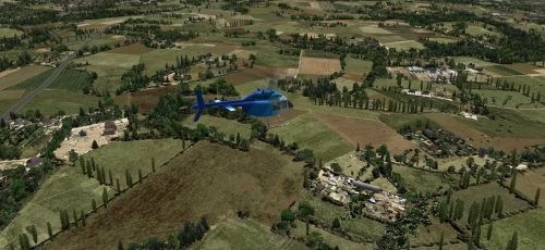 Flight Simulator News Brief: Freeware Spring Replacement Textures for FSX