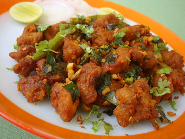 Indian foods chicken 65 indian food by vahchef vahrehvah forumfinder Images