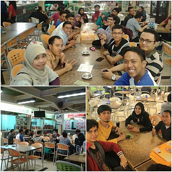 Blog M di Amaliun Food Court