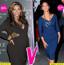 Beyonce Weight Loss plan