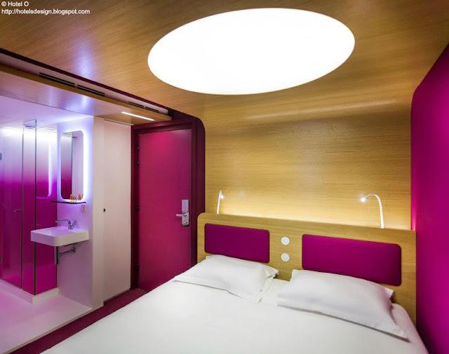 Fabuleux Les plus beaux HOTELS DESIGN du monde: Hotel O by Ora-ïto - Paris  QJ29