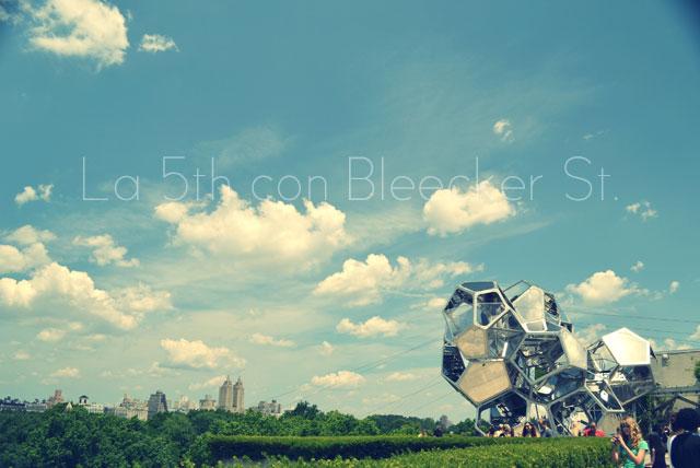 the cloud city museo met nueva york tomas saraceno