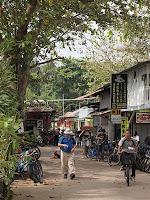 Bike shops - Pulau Ubin